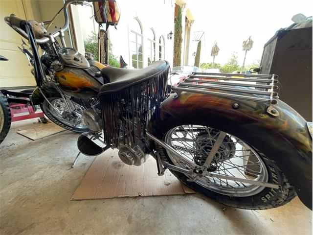 1942 Harley-Davidson Motorcycle (CC-1481998) for sale in Midland, Texas