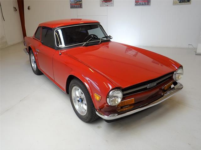 1974 Triumph TR6 (CC-1481999) for sale in Langeskov,  Denmark, Denmark