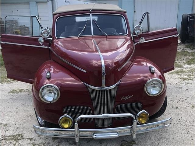 1941 Ford 2-Dr Coupe (CC-1480002) for sale in Daytona Beach, Florida