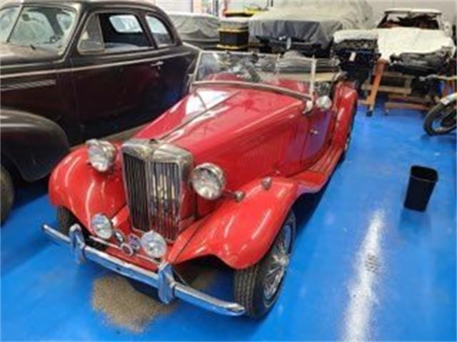 1953 MG TD (CC-1482000) for sale in Midland, Texas