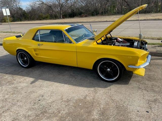 1967 Ford Mustang (CC-1482010) for sale in Midland, Texas