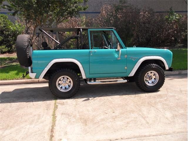 1966 Ford Bronco (CC-1482015) for sale in Midland, Texas