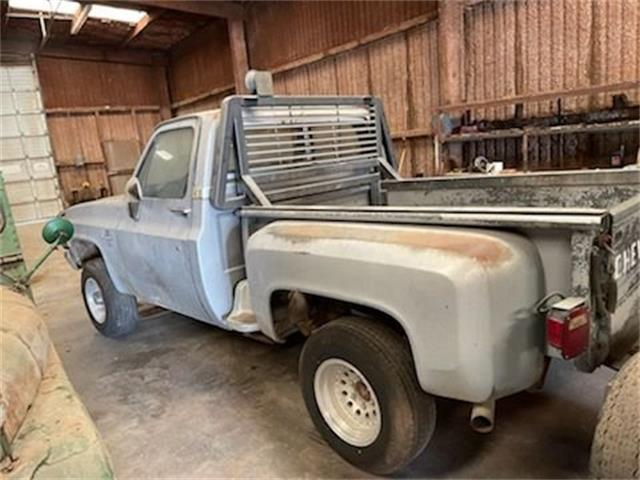 1983 Chevrolet C10 (CC-1482024) for sale in Midland, Texas