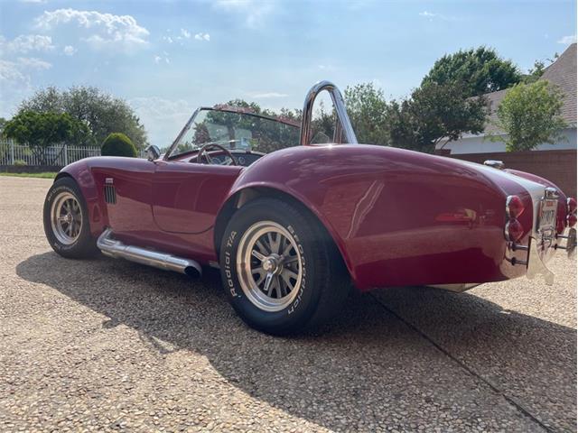 1965 Shelby Cobra Replica (CC-1482027) for sale in Midland, Texas
