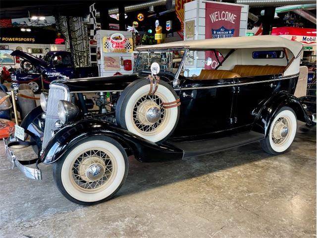 1934 Ford Phaeton (CC-1482032) for sale in Burlington, Washington