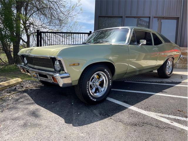 1972 Chevrolet Nova (CC-1482033) for sale in Midland, Texas