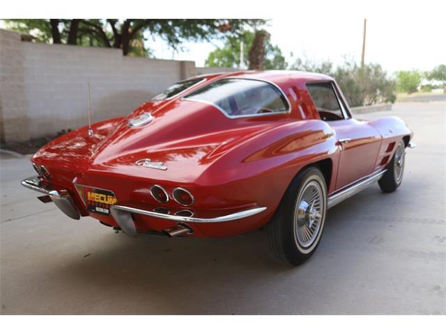 1963 Chevrolet Corvette (CC-1482045) for sale in Midland, Texas