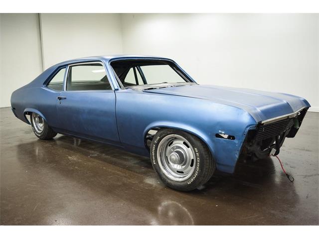 1972 Chevrolet Nova (CC-1482048) for sale in Sherman, Texas