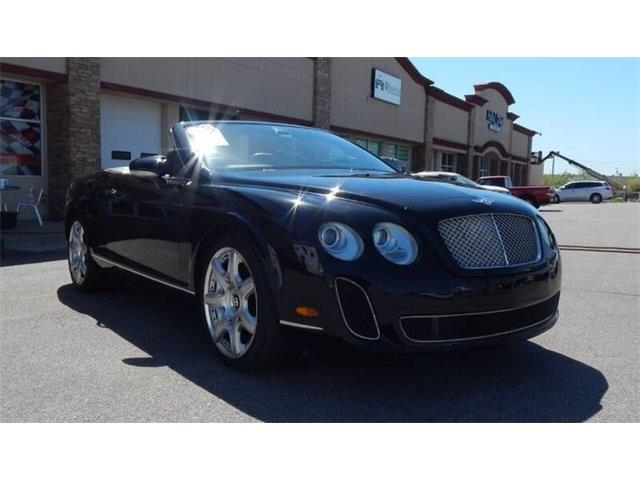 2008 Bentley Continental (CC-1482050) for sale in Midland, Texas