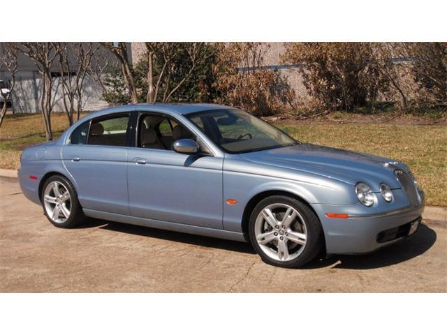 2007 Jaguar S-Type (CC-1482052) for sale in Midland, Texas
