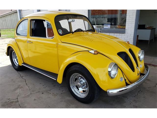 1967 Volkswagen Beetle (CC-1482053) for sale in Midland, Texas