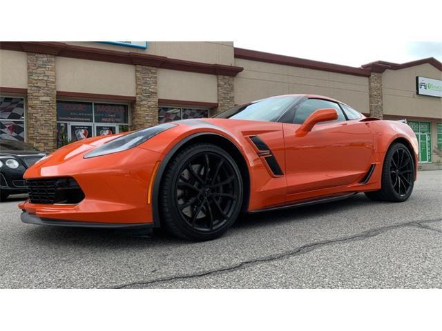 2019 Chevrolet Corvette (CC-1482056) for sale in Midland, Texas