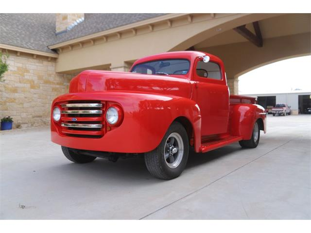 1948 Ford F1 (CC-1482057) for sale in Midland, Texas