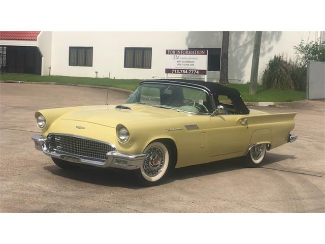 1957 Ford Thunderbird (CC-1482067) for sale in Midland, Texas