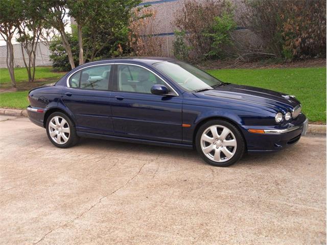 2004 Jaguar X-Type (CC-1482069) for sale in Midland, Texas