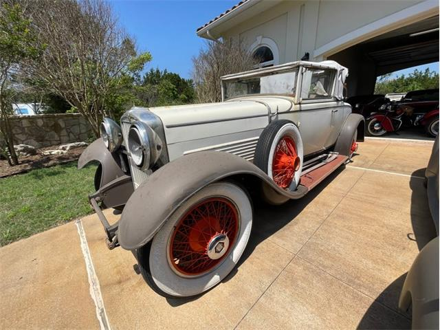 1930 Stutz LeBaron Cabriolet (CC-1482070) for sale in Midland, Texas