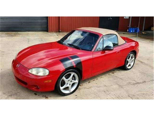 2001 Mazda Miata (CC-1482071) for sale in Midland, Texas