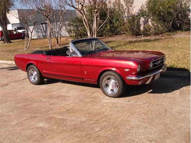 1965 Ford Mustang (CC-1482085) for sale in Midland, Texas