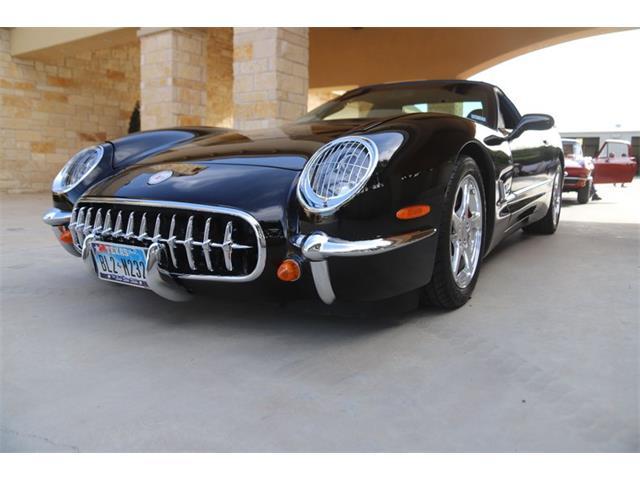2003 Chevrolet Corvette (CC-1482096) for sale in Midland, Texas