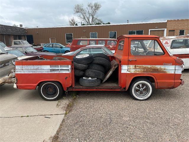 1962 Chevrolet Corvair (CC-1480021) for sale in Hastings, Nebraska