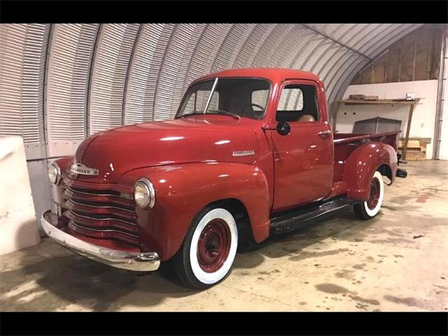 1952 Chevrolet 3100 (CC-1482123) for sale in Harpers Ferry, West Virginia