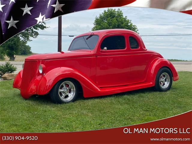 1936 Ford 5-Window Coupe (CC-1482125) for sale in Louisville, Ohio