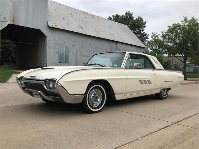 1963 Ford Thunderbird (CC-1482160) for sale in Rowlett TX, Texas