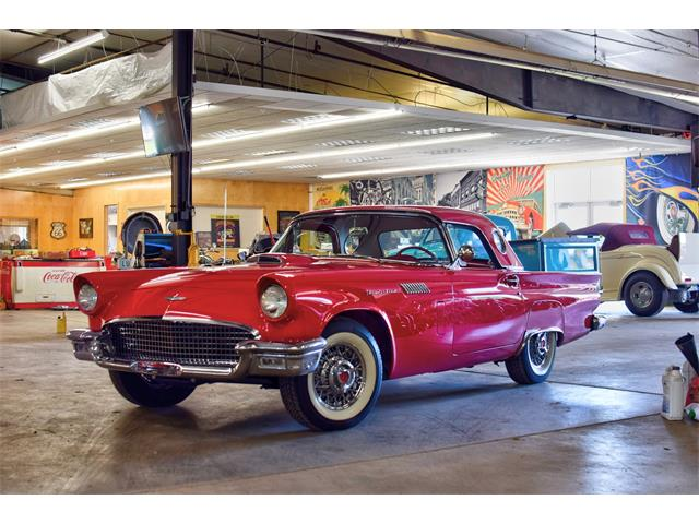 1957 Ford Thunderbird (CC-1482163) for sale in Watertown, Minnesota