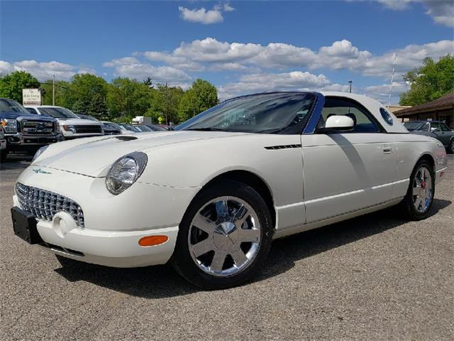 2002 Ford Thunderbird (CC-1482175) for sale in Ross, Ohio
