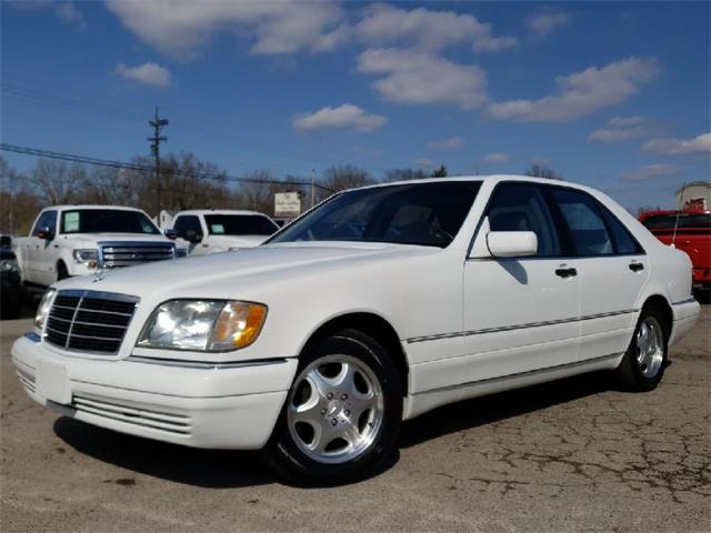 1999 Mercedes-Benz S-Class (CC-1482186) for sale in Ross, Ohio
