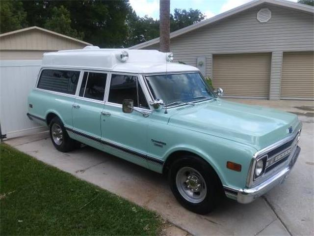 1970 Chevrolet Ambulance (CC-1480219) for sale in Cadillac, Michigan