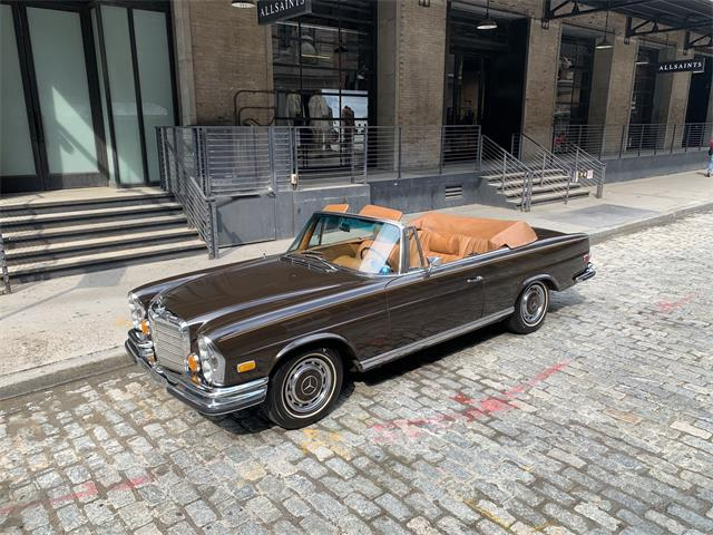 1971 Mercedes-Benz 280SE (CC-1482193) for sale in New York, New York
