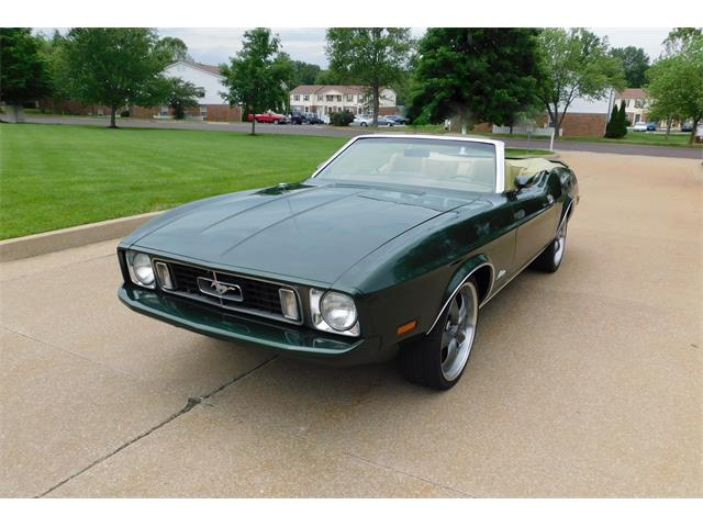 1973 Ford Mustang (CC-1482197) for sale in Fenton, Missouri