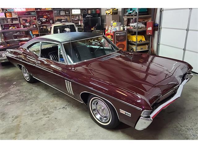 1968 Chevrolet Impala SS427 (CC-1482198) for sale in hopedale, Massachusetts