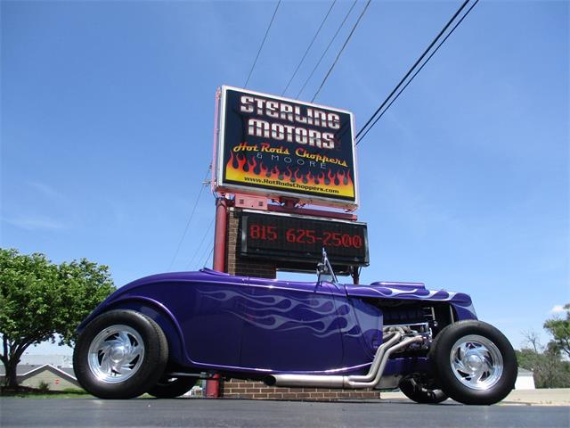 1934 Ford Roadster (CC-1482205) for sale in Sterling, Illinois