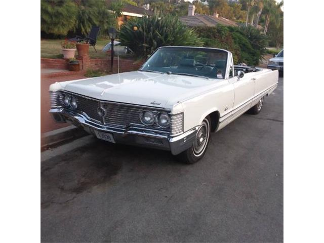 1968 Chrysler Crown Imperial (CC-1480223) for sale in Cadillac, Michigan