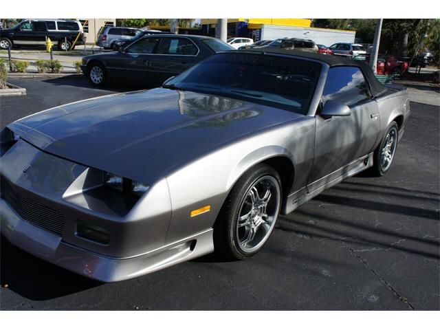 1992 Chevrolet Camaro (CC-1482237) for sale in Lantana, Florida