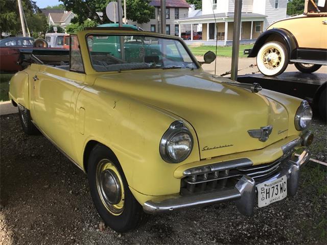 1948 Studebaker Champion (CC-1482239) for sale in UTICA, Ohio