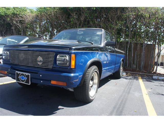 1987 Chevrolet S10 (CC-1482244) for sale in Lantana, Florida