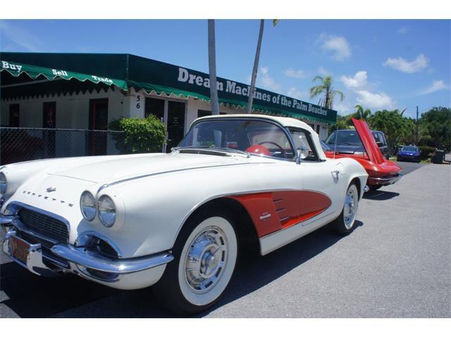 1961 Chevrolet Corvette (CC-1482252) for sale in Lantana, Florida