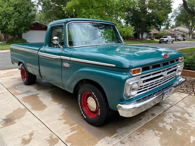 1965 Ford F100 (CC-1482267) for sale in Denver, Colorado