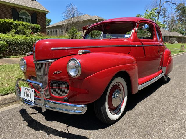 1941 Ford 2-Dr Coupe (CC-1482277) for sale in Longview, Texas