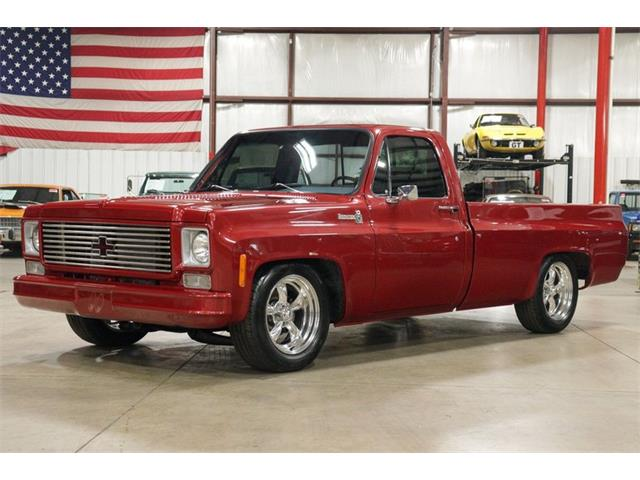 1978 Chevrolet C/K 10 (CC-1482288) for sale in Kentwood, Michigan