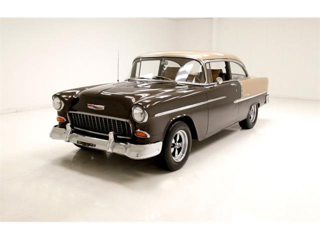 1955 Chevrolet Bel Air (CC-1482294) for sale in Morgantown, Pennsylvania