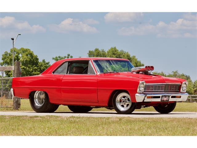 1966 Chevrolet Nova II (CC-1480023) for sale in Eustis, Florida
