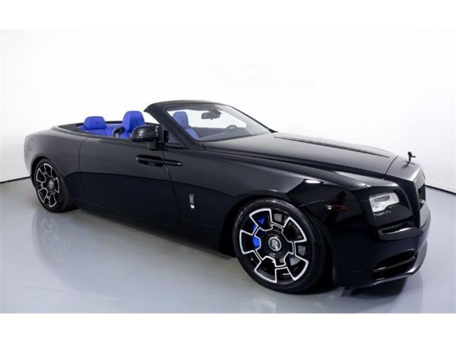 2018 Rolls-Royce Dawn (CC-1480231) for sale in Cadillac, Michigan