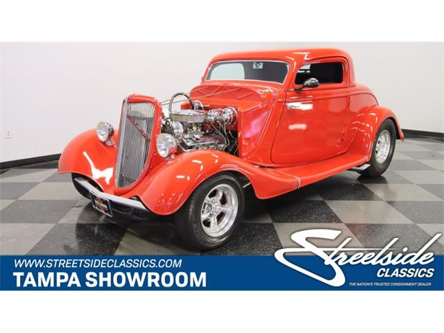 1934 Ford 3-Window Coupe (CC-1482336) for sale in Lutz, Florida