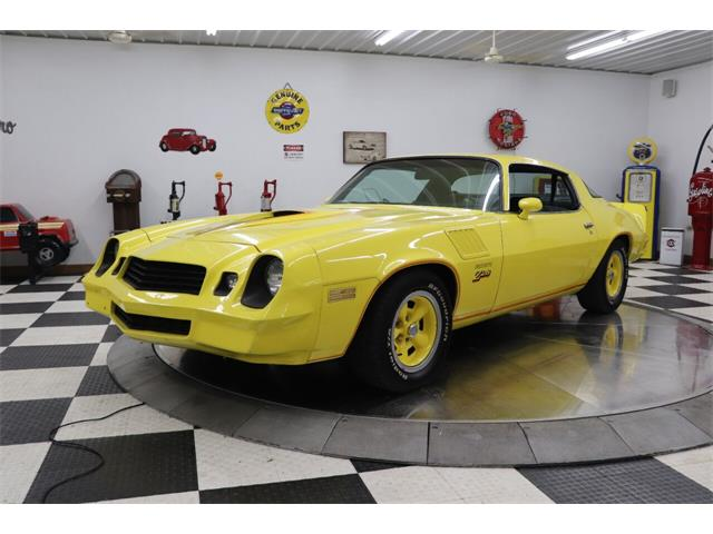 1978 Chevrolet Camaro (CC-1482364) for sale in Clarence, Iowa