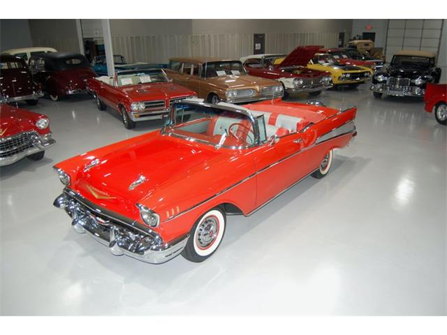 1957 Chevrolet Bel Air (CC-1482369) for sale in Rogers, Minnesota