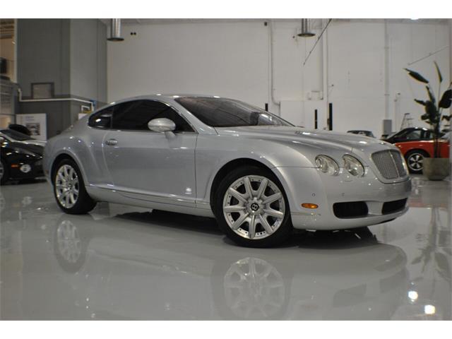 2004 Bentley Continental (CC-1482407) for sale in Charlotte, North Carolina